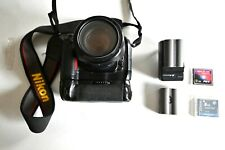 Nikon D100.  Everything you need to get started, Oldie but goody !!!