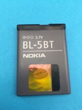 Official nokia bl-5bt battery oem 870mah 3,2wh 3,7v original genuine battery