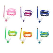 Taucherbrille Tauchmaske Kinder Schnorchel-Set Schnorchelbrille Tauchen