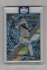 2020 Topps Archives Signature Series Andy Pettitte Auto 1/1