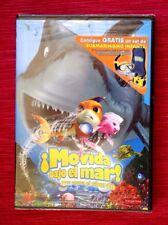 MOVIDA BAJO EL MAR, Todos contra el Tiburón SHARKBAIT. DVD NUEVO SELLADO!