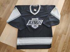 Vintage 90s Los Angeles Kings Hockey Jersey / Maillot NHL CCM - MEDIUM