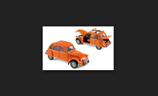 CITROEN 2CV 6 1976 Tènèrè Orange 1/18 181514 Norev