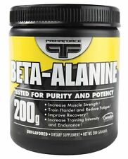 PRIMAFORCE Beta Alanine Performance Optimizer 200 GRAMS  Lean Mass