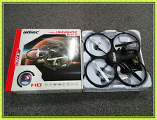 UDI U818A HD RC Quadcopter Drone w/ HD Camera 2.4GHz 4CH 3D 6-Axis Gyro UFO- NEW