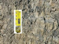 NOCH 60303 - Novità - Wrinkle Rocks Parete rocciosa in carta speciale, effetto 3