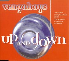 [Music CD] Vengaboys - Up And Down