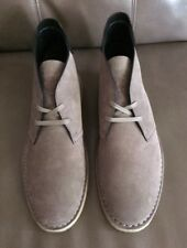 COACH Men's Kingston Suede Chukka Boots New Authentic Us Size 8 M