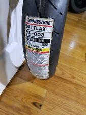 Bridgestone Battlax BT-003 110/70ZR/17 RS front TR#300350
