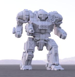 Battletech Miniatures - TRO 3050 Inner Sphere  Mechs MWO Style