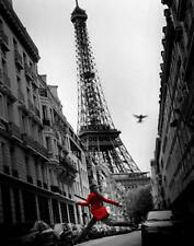 La Veste Rouge: Paris-Mini poster 40 cm x 50 cm nouvelle et scellée