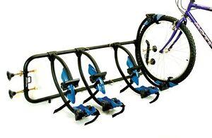 Advantage SportsRack BedRack Elite Truck 4 Bike Rack Fits Fat Tire Wheels