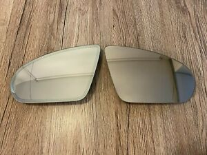 Mercedes A CLA class C118 W118 C177 W177 OEM Mirror glass SET Dimming & Heating