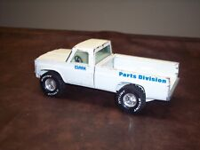 NYLINT - PRESSED STEEL - CLARK - PARTS DIVISION WORK TRUCK - VINTAGE TOY - USED
