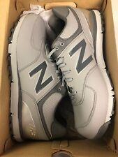 New Balance Nbg574Grs Sl Golf Shoes Grey/Silver Mens 2018 New Sz 14 4E