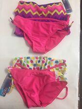 Jump'N Splash Girl's Multicolor Polka  Tankini Swimsuits size 9/10  2pair