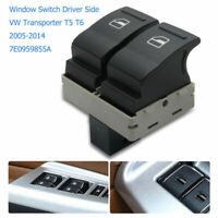 Electric Window Switch Driver Side 2005-2014 VW Transporter T5 T6 7E0959855A