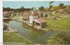 The Timber Wharf, Model Village, Lumps Fort, Southsea Postcard, B425