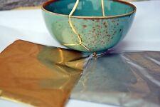 Alternative Gold Powder for Kintsugi Repair