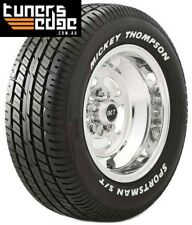 MICKEY THOMPSON SPORTSMAN S/T TYRE RAISED WHITE LETTERING P215/70 R15 MT6023