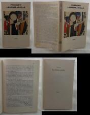 V0348 LIBRO LA CHIAVE A STELLA DI PRIMO LEVI DEL DICEMBRE 1978