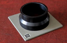 👉 Sinar Objektivplatine lens board mit Tubus Ø78mm (innen)