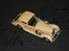 "A Solido 1939  DeLage D8-120  . "" Playworn """