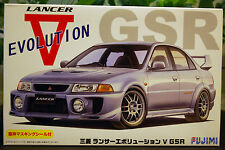 1998 Mitsubishi Lancer GSR Evolution V, 1:24, Fujimi 039190