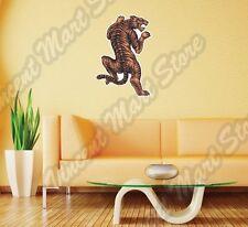 "Siberian Tiger Cat Wild Life Animal Wall Sticker Interior Decor 18""X25"""