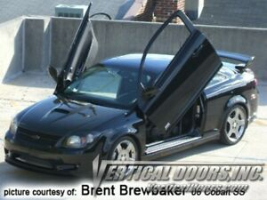 Vertical Doors - Vertical Lambo Door Kit For Chevrolet Cobalt 2004-12