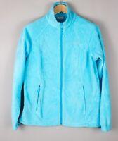 Columbia Herren Freizeit Reißverschluss Fleece Pullover Größe L BAZ927