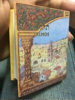Pequeño Salmos Libro Hebrew Hebreo &Español Spanish, Biblia , Israel Judía Book