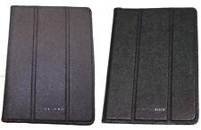 Burberry London Leather Davin iPad Mini Cover Black/Brown Heather Tablet