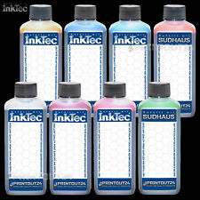 8x100ml InkTec ® tinta Ink para Canon pro9000 Mark II 2 CLI 8 Cartridge