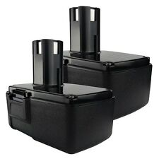 2 x NEW 14.4V 2.0AH Ni-Cd Replacement Battery for Craftsman 14.4 Volt Power Tool