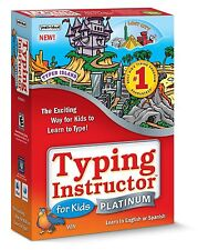 Typing Instructor for Kids Platinum 5 PC Disc
