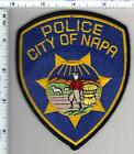 City of Napa Police (California) 2nd Issue Shoulder Patch