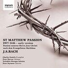Yorkshire Baroque Soloists - JS Bach St Matthew Passion BWV 244b [CD]