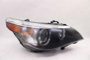 HEADLIGHT LAMP ASSEMBLY BMW 525i 530i 545i 550i 05 06 07 Right 1012566
