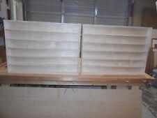 2 pc. Custom handmade display shelves for DCP trucks etc. Please read.