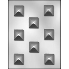 PYRAMID CHOCOLATE MOLD - 90-5660 - CHOCOLATES MAKING MOLDS