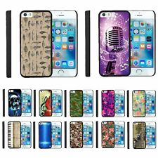 For Apple iPhone SE / 5/5s Hard Fitted Back Cover Snap On Case