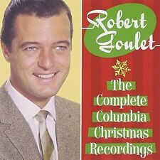 Robert Goulet The Complete Columbia Christmas Recordings CD