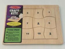 Melissa & Doug - 376 Make Your Own Jigsaw Puzzle
