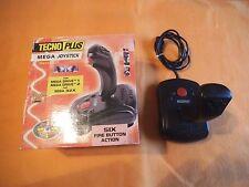 Tecno Plus Mega Joystick TP 514 für Sega Mega Drive I + II + Sega 32x