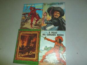 lotto  4 libri narrativa per ragazzi vintage  lotto nr. 12