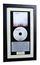 THE CURE Seventeen Seconds CLASSIC CD Album TOP QUALITY FRAMED+FAST GLOBAL SHIP