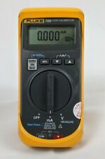 Fluke 705 Loop Calibrator Great Cond Tested Amp Cleaned