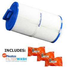 Pleatco Pma20-F2M Filter Cartridge Master Spas Contractor w/ 3x Filter Washes