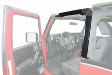 Rampage 2007-2018 Jeep Wrangler(JK) Door Surround Kit - Black